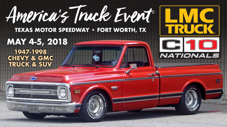 C10 Nationals - America's Truck Event sponsored by LMC Truck
