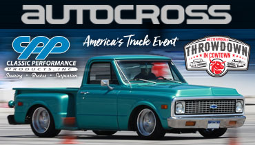 615ab923986 Put Your C10 Truck Suspension to the Test on our Autocross!